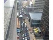 imágenes vídeo rodaje Vengadores: Ultrón Johannesburgo