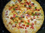 Bizcocho limoncello frutas confitadas (Olla Chef Horno tradicional)