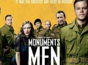 Monuments Men, George Clooney.