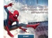 Endless Swing, videojuego gratis Amazing Spider-Man Poder Electro