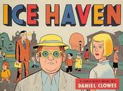 """ice haven"", daniel clowes"
