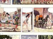 Milo Manara dibujando Asterix!