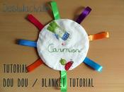 Tutorial: doudou security blanket