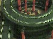 Montajes slot. hélices espirales macladas.