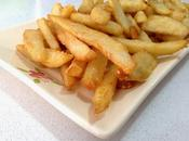 Patatas fritas estilo Heston