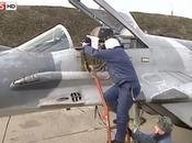 Rusia pone aviones alerta combate largo frontera Ucrania