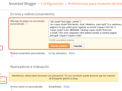 """Redireccionar """"Error 404"""" pagina principal"""