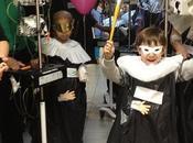 "niños hospital Toledo, celebran carnaval ""Grequiano"""