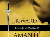 Reseña Amante Consagrado, J.R. Ward