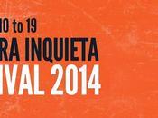 Festival Cultura Inquieta 2014
