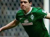 Werder Bremen ganó mínima Hamburgo