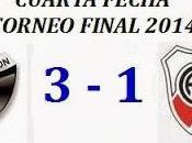 Colón:3 River Plate:1 (Fecha