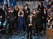 Ganadores Óscars 2014