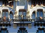 Plaza Torico, punto encuentro modernismo Teruel