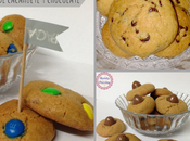 Receta: Cookies mantequilla cacahuete chocolate