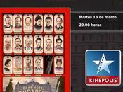 """CONCURSO: apetece asistir preestreno Gran Hotel Budapest"""" marzo Madrid?"""