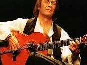 Paco Lucia guitarra llena magia