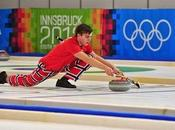 """deportes """"extraños"""" Juegos Olímpicos Invierno: Curling."""