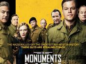 """The Monuments Men"" George Clooney"