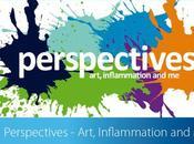 Unos artistas países participan exposición sobre enfermedades inflamatorias crónicas discapacitantes