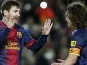 """Messi:""""Echaremos menos Puyol, vestuario campo"""""""