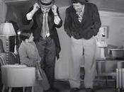 hermanos Marx circo.(Los primeros encuentros Chico Groucho tarde circo)