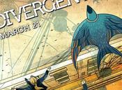 Póster ilustrado Divergente para Imax