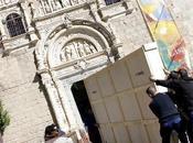 llegan grecos Museo Santa Cruz…!!!