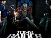 bocetos originales Tomb Raider: Ángel Oscuridad