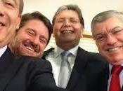 """fiebre """"selfie"""" contagia exlíderes latinoamericanos"""