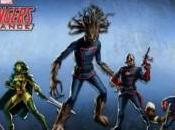 [SXSW] Anunciados Guardianes Galaxia para Marvel Avengers Alliance