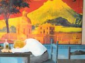 Bajo volcán Detrás (Malcolm Lowry)