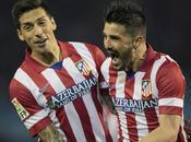 David Villa rescata Atlético
