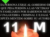 11-M diez años indignidad infamias, asesinados, 1851 heridos familiares esperan pida perdón respete memoria