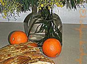 dulce naranja