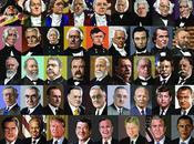 peores caracterizaciones Presidentes Estadounidenses