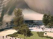 Proyecto nuevo Bernabéu: Real Madrid remodelará estadio mano Architekten Ribas.