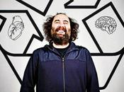 """Kukuxumusu"" Mikel Urmeneta crean cartel Cerezo Flor 2014"
