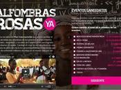 Desde Much Cine apoyamos iniciativa ¡Alfombras rosas tendrá lugar festival Málaga