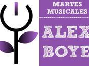 Martes musicales: Alex Boyé