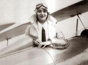 Ruth elder, primera mujer casi cruzó atlántico