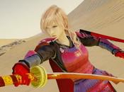 Trajes Samurai Cloud Aeris disponibles para Lightning Returns