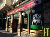 IRISH ROVER PUB: ricas hamburguesas Patricio.