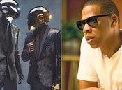 Daft Punk Jay-Z juntos 'Computerized'