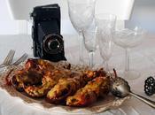BOGAVANTE THERMIDOR. #Cocinadecine faldas loco!