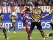Goleada trámite Atlético Madrid Milan para clasificarse cuartos