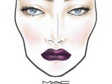 Lorde, maquillaje moda