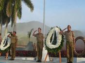 *Homenaje Fidel Raúl héroes mártires Frente