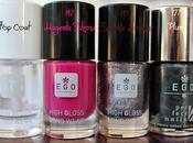 Review Esmaltes Colección Magic Show
