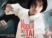 "Póster trailer castellano poder chi"" dirigida keanu reeves"
